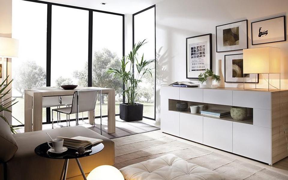 Aparadores y vitrinas muebles y decoraci n - Muebles y decoracion on line ...