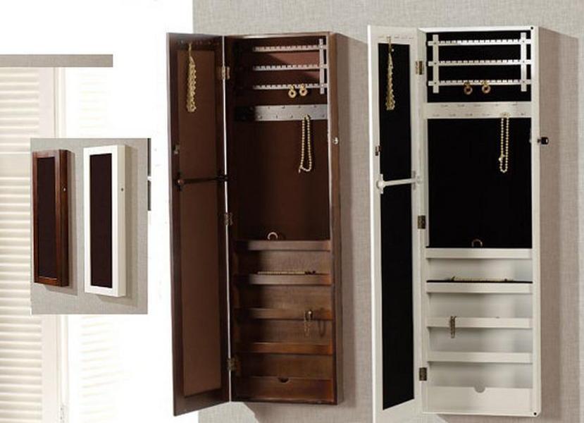 Joyeros muebles y decoraci n for Espejos de pared madera