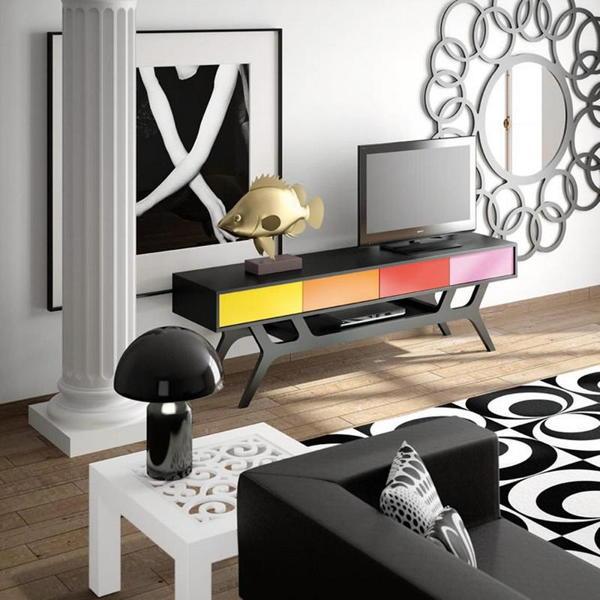 Mueble salon coim57 muebles y decoraci n for Mueble y decoracion