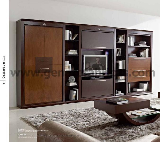 Mueble salon gen74 muebles y decoraci n for Mueble y decoracion